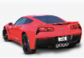 2014-2018 Corvette C7 Stingray / Axle Back Exhaust / ATAK (SKU: Borla-11875)