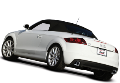 2011-2014 Audi 8J TT / Cat Back Exhaust / S-Type (SKU: Borla-140465)
