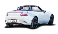 Mid Pipes ( 2016-2017 ) ND Mazda Miata MX-5 (SKU: Borla-60594)