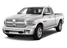2009-2018 Dodge Ram 1500 / Cat Back / Dual Rear Exit / Black Tips / Touring