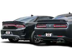 2015-2018 Dodge Challenger SRT Hellcat / Cat Back / With Valve Simulators / S-Type