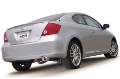 2005-2010 Toyota Scion TC / Axle Back Exhaust / S-Type (SKU: Borla-11743)