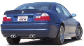 2008-2011  BMW E90 M3 Sedan / Axle Back / S-Type (SKU: Borla-11770)