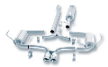 2002-2003 Mini Cooper S / Cat Back Exhaust / 2.25 IN / 2.0 Out / 3.14 Tip / S-Type Sound (SKU: Borla-140035)