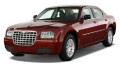2005-2010 Chrysler 300C / Cat Back / 2.25 IN / 2.25 Out / 5.0 Tip / S-Type Sound (SKU: Borla-140125-Chrysler-300C)