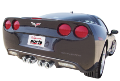 2005-2008 Corvette C6 / Cat Back Exhaust / S-Type (SKU: Borla-140128)