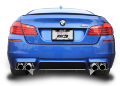 2013-2016 BMW F10 M5 / Cat Back Exhaust / S-Type (SKU: Borla-140511)