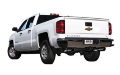 2014-2018 Silverado / Sierra 1500 / Cat Back / Dual Rear Exit / Black Single Tips / Touring (SKU: Borla-140535BC)