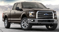 2015-2018 Ford F-150 2.7L / 3.5L EcoBoost / 5.0L V8 / Cat Back / Side Exit / Black Dual Tips / S-Type (SKU: Borla-140618BC)