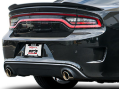 2015-2017 Dodge Charger SRT Hellcat / With Exhaust Valves / Cat Back / ATAK (SKU: Borla-140667)