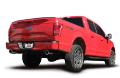 2015-2016 Ford F-150 3.5L EcoBoost / Cat Back Exhaust / Dual Rear Exit / S-Type (SKU: Borla-140693)