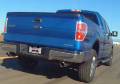 2011-2014 Ford F-150 3.5L EcoBoost / Cat Back / Dual Rear Exit / Single Tips / ATAK (SKU: Borla-140698)