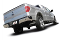 2011-2014 Ford F-150 3.5L EcoBoost / Cat Back / Side Exit / Dual Tips / S-Type (SKU: Borla-140699)