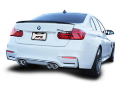 2015-2018 BMW F80 / F82 M3 / M4 / Cat Back Exhaust / ATAK (SKU: Borla-140731)