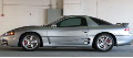 1991-1999 Mitsubishi - 300GT VR4 / Cat Back /  3.0 IN / 2.5 Out / 3.5 Tip (SKU: Borla-15443-Mitsubishi)