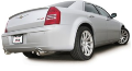 2005-2010 Chrysler 300 SRT-8 / Cat Back Exhaust / 2.75 IN / 2.75 Out / 4.0 Tip / ATAK Sound (SKU: Borla-140407-Chrysler)