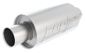 Borla S Type Muffler / 2.5 In / 2.5 Out / 15 Length (SKU: Borla-40842S)