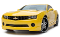 2010-2013 Camaro V6 / Not 2013 Quad-Tip RS / Axle Back / Single Tips / Touring (SKU: Borla-11776)