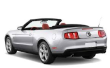 2010-2010 Mustang GT Coupe /Convertible /  Axle Back / S-Type (SKU: Borla-11777)