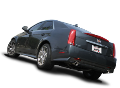 2009-2014 Cadillac CTS-V Sedan  / Axle Back Exhaust / S -TYPE  Sound (SKU: Borla-11809)