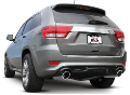 2012-2014 Jeep Grand Cherokee SRT-8 / Axle Back / S-Type (SKU: Borla-11826)