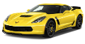 2014-2019 Corvette C7 Stingray / Axle Back / S-Type (SKU: Borla-11855CB)