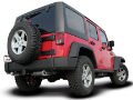 2012-2018 Jeep Wrangler JK / JKU / Axle Back / Touring (SKU: Borla-11834)