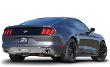 2015-2019 Mustang EcoBoost / Not Convertible / Axle Back / ATAK (SKU: Borla-11890)