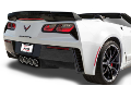 2015-2018 Corvette ZO6 / WITH NPP / Axle Back Exhaust /  ATAK (SKU: Borla-11905)