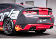 2016-2020 Camaro SS / Without Valves / Axle Back / Carbon Fiber - Dual Tips / S-Type (SKU: Borla-11920CF)