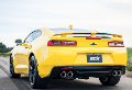 2016-2019 Camaro SS / With NPP / Axle Back / Dual Tips /  S-Type (SKU: Borla-11924)