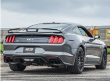 2018-2019 Mustang GT / With NPP / Axle Back / S-Type (SKU: Borla-11951BC)
