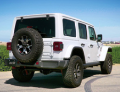 2018-2019 Jeep Wrangler JL / JLU / 2.75 IN - 2.5 OUT / Axle Back / Touring (SKU: Borla-11955CB)