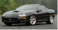 1998-2002 Camaro SS / Cat Back / Single Tips / S-Type (SKU: Borla-140028-Camaro-SS)