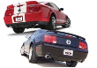 2005-2009 Mustang GT / Mustang Shelby GT / Cat Back / S-Type (SKU: Borla-140135)