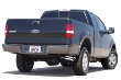2004-2008 Ford F-150 / Cat Back Exhaust / SINGLE SIDE EXIT / Touring (SKU: Borla-140136)