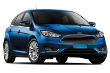2012-2017 Ford Focus 2.0L / Cat Back / 4 DOOR SEDAN / S-Type (SKU: Borla-140454)