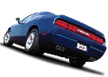 2011-2014 Dodge Challenger SRT-8 / Cat Back Exhaust / ATAK (SKU: Borla-140436)