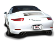 2013-2015 Porsche 991 / 911 S / 911 4S / Cat Back / S-Type (SKU: Borla-140523)