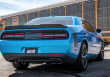 2015-2020 Dodge Challenger SRT 392 / Scat Pack / With Valve Simulators / Cat Back / ATAK (SKU: Borla-140678)