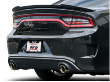 2015-2017 Dodge Charger SRT Hellcat / With Valve Simulators / Cat Back Exhaust / S-Type (SKU: Borla-140668)