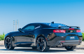 2016-2018 Camaro SS / Cat Back / Single Tips / Not Convertible / ATAK (SKU: Borla-140690)