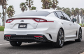 2019-2019  Kia Forte / Axle Back Exhaust / S-Type (SKU: Borla-11960)
