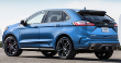 2019-2019 Ford Edge ST 2.7L SUV / Cat Back Exhaust / S-type (SKU: Borla-140766)