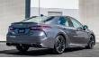 2018-2020 Toyota Camry XSE / Cat Back / Black Dual Tips / S-Type (SKU: Borla-140823BC)