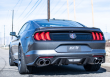 2019-2020 Mustang 2.3L EcoBoost / With Active Valve Exhaust / Cat Back / S-Type (SKU: Borla-140827)