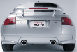 2001-2006 Audi 8N TT/ Cat Back Exhaust (SKU: Borla-14957)