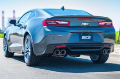 2016-2018 Camaro 3.6L V6 / X-Pipe with Mid Pipes (SKU: Borla-60611)