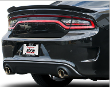 2015-2017 Dodge Charger SRT Hellcat / With Valve Simulators / Cat Back / ATAK (SKU: Borla-140669)