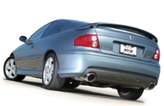 2005-2006 Pontiac GTO / Cat Back Exhaust / S-Type
